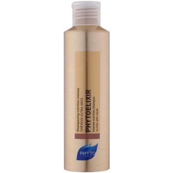 Phyto Phytoelixir shampoo nutriente intenso per capelli secchi 200 ml