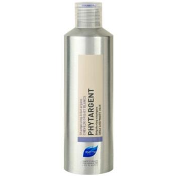 Phyto Phytargent shampoo per capelli grigi (Brightening Shampoo) 200 ml
