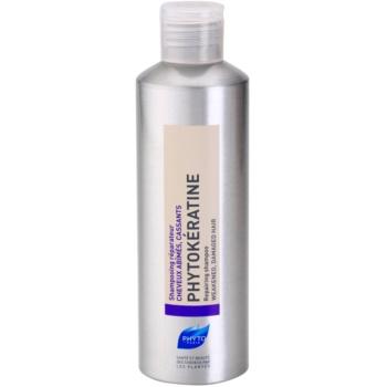 Phyto Phytokératine shampoo rigenerante per capelli rovinati (Repairing Shampoo Damaged Hair) 200 ml