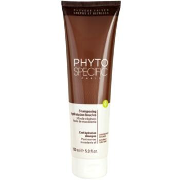 Phyto Specific Shampoo & Mask shampoo idratante per capelli mossi (Curl Hydration Shampoo) 150 ml