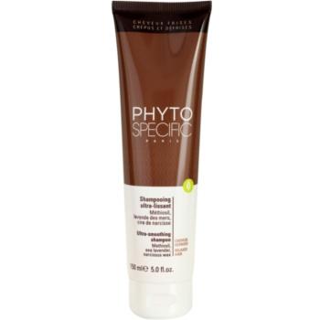 Phyto Specific Shampoo & Mask shampoo rigenerante per capelli trattati chimicamente (Ultra-Smoothing Shampoo) 150 ml