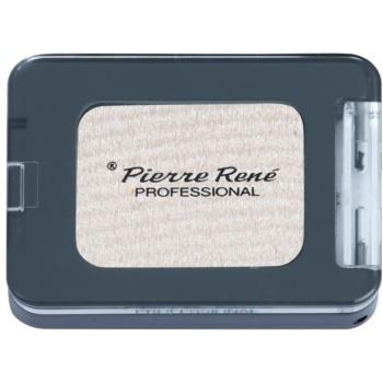 Pierre René Eyes Eyeshadow ombretti per un effetto lunga durata colore 37 True Beige (Hypoallergenic) 1,5 g