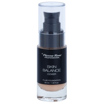 Pierre René Face Skin Balance fondotinta liquido waterproof per un effetto lunga durata colore 25 Natural 30 ml