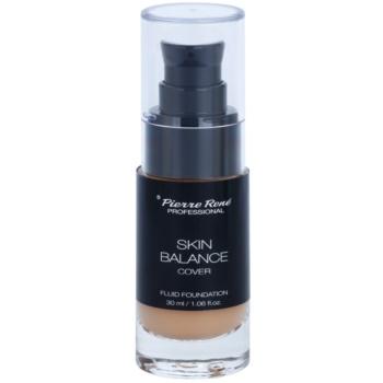 Pierre René Face Skin Balance fondotinta liquido waterproof per un effetto lunga durata colore 26 Bronze 30 ml