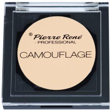 Pierre René Face correttore in crema per un effetto lunga durata colore 00 (Camouflage) 3,5 g