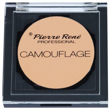 Pierre René Face correttore in crema per un effetto lunga durata colore 01 (Camouflage) 3,5 g