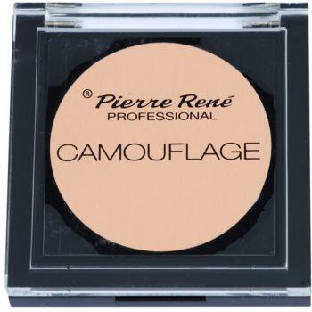 Pierre René Face correttore in crema per un effetto lunga durata colore 02 (Camouflage) 3,5 g