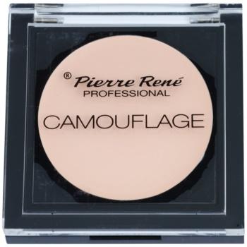 Pierre René Face correttore in crema per un effetto lunga durata colore 04 (Camouflage) 3,5 g