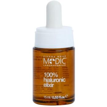 Pierre René Medic Laboratorium siero all'acido ialuronico al 100% (Hyaluronic Acid; Paraben & Silicone Free) 15 ml
