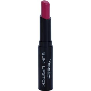 Pierre René Slim Lipstick Rich rossetto lunga tenuta colore 22 Peony (Highly-Pigmented Formula) 2 g