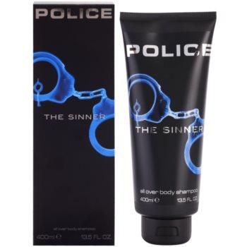 Police The Sinner gel doccia per uomo 400 ml