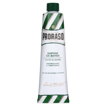 Proraso Green sapone da barba (Eucalyptus Oil and Menthol) 150 ml