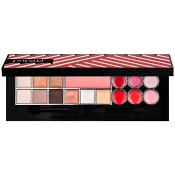 Pupa Pupart S Red palette per viso completo colore 002 10,9 g
