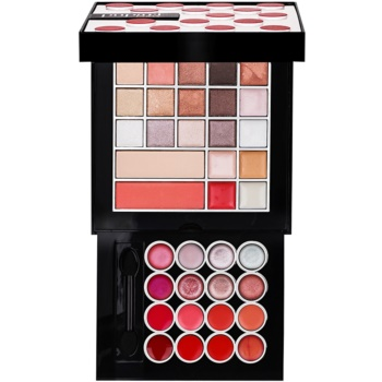 Pupa Pupart M Red palette per viso completo colore 002 24,3 g