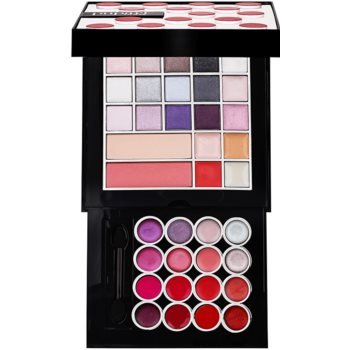 Pupa Pupart M Red palette per viso completo colore 012 24,3 g