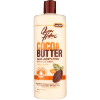 Queen Helene Cocoa Butter crema per mani e corpo (Soothes and Softens, Extremely Dry Skin) 907 g