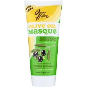 Queen Helene Olive Oil maschera per pelli molto secche Masque (Extremely Dry Skin) 170 g