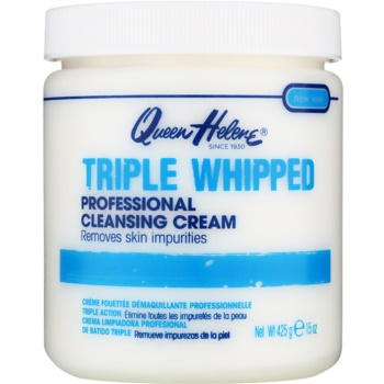 Queen Helene Triple Whipped crema detergente (Professional Cleansing Cream) 425 g