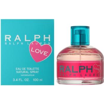 Ralph Lauren Love eau de toilette per donna 100 ml