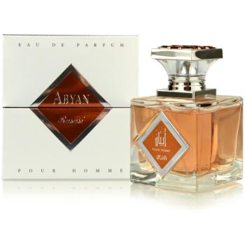 Rasasi Abyan for Men eau de parfum per uomo 95 ml