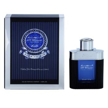 Rasasi Al Wisam Evening eau de parfum per uomo 100 ml