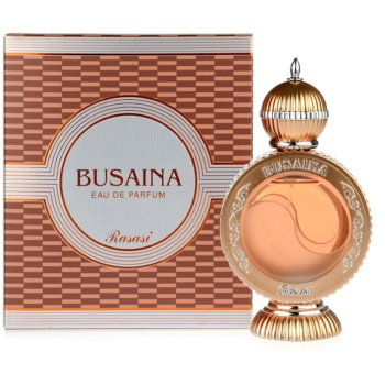 Rasasi Busaina eau de parfum per donna 50 ml