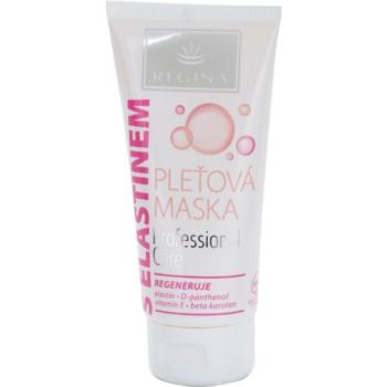 Regina Professional Care maschera viso all'elastina (Elastin, D-Panthenol, Vitamin E, Beta Carotene) 90 ml