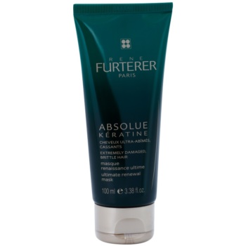 Rene Furterer Absolue Kératine maschera rigenerante per capelli molto rovinati 100 ml