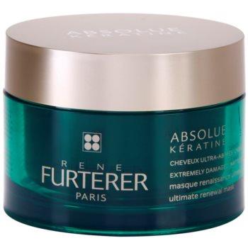 Rene Furterer Absolue Kératine maschera rigenerante per capelli molto rovinati 200 ml