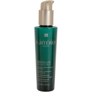 Rene Furterer Absolue Kératine crema rigenerante senza risciacquo per capelli molto rovinati 100 ml
