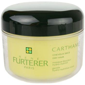 Rene Furterer Carthame maschera idratante e nutriente per capelli secchi (Gentle Hydro-Nutritive Mask) 200 ml