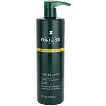 Rene Furterer Carthame shampoo per capelli secchi (Moisturizing Milk Shampoo) 600 ml