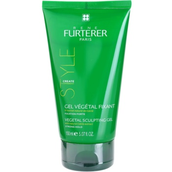 Rene Furterer Style Create gel vegetale modellante fissaggio forte (Vegetal Sculpting Gel with Natural Cakile Extract Strong Hold) 150 ml