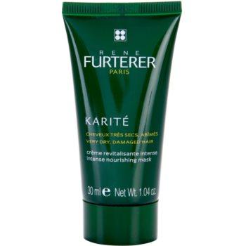 Rene Furterer Karité maschera nutriente per capelli molto secchi e rovinati 30 ml