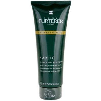 Rene Furterer Karité maschera nutriente per capelli molto secchi e rovinati 250 ml