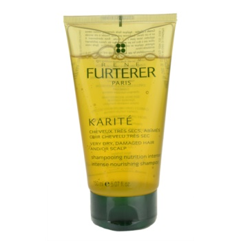 Rene Furterer Karité shampoo nutriente per capelli rovinati e secchi (Intense Nourishing Shampoo) 150 ml