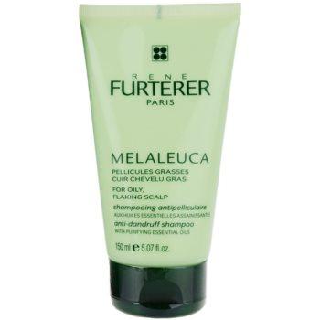 Rene Furterer Melaleuca shampoo contro la forfora grassa (Anti-Dandruff Shampoo) 150 ml