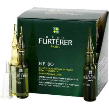 Rene Furterer RF 80 siero anti-caduta dei capelli (Concentrated Serum For Hair Loss) 24 x 5 ml