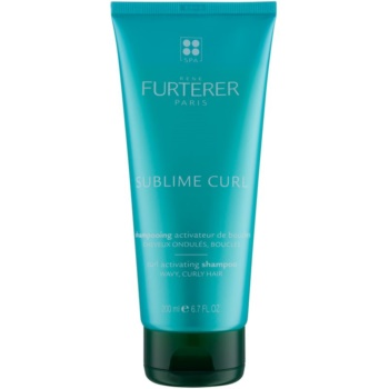 Rene Furterer Sublime Curl shampoo per capelli mossi (Curl Activating Shampoo) 200 ml