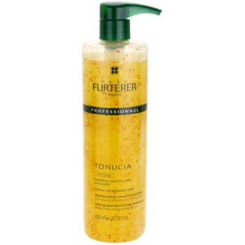 Rene Furterer Tonucia shampoo per capelli maturi (Toning And Densifying Shampoo) 600 ml