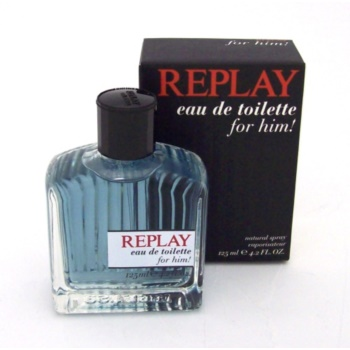 Replay for Him eau de toilette per uomo 50 ml