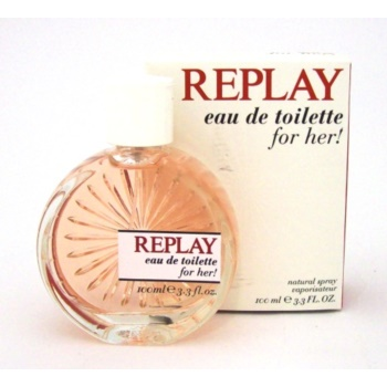 Replay for Her eau de toilette per donna 40 ml