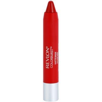 Revlon Cosmetics ColorBurst™ matitone per le labbra effetto opaco colore 240 Striking 2,7 g