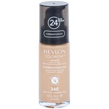 Revlon Cosmetics ColorStay™ fondotinta opacizzante lunga tenuta SPF 15 colore 340 Early Tan 30 ml