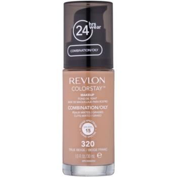 Revlon Cosmetics ColorStay™ fondotinta opacizzante lunga tenuta SPF 15 colore 320 True Beige 30 ml