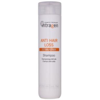 Revlon Professional Intragen Anti Hair Loss shampoo contro la perdita di densità dei capelli (Detox Action) 250 ml