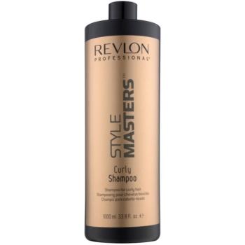 Revlon Professional Style Masters shampoo per capelli mossi (Curly Shampoo) 1000 ml