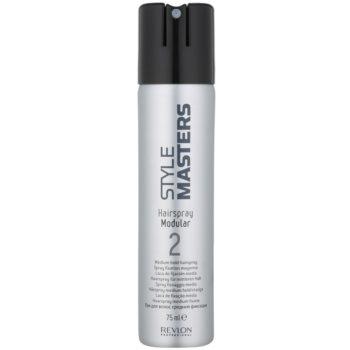 Revlon Professional Style Masters lacca per capelli fissaggio medio (Hairspray Modular 2) 75 ml