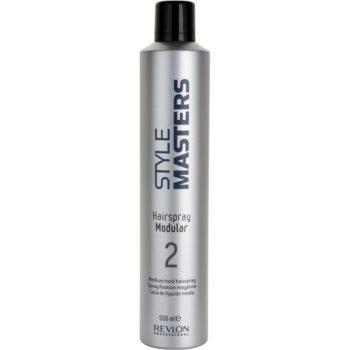 Revlon Professional Style Masters lacca per capelli fissaggio medio (Hairspray Modular 2) 500 ml