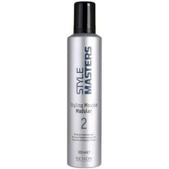 Revlon Professional Style Masters schiuma per capelli fissaggio medio (Styling Mousse Modular 2) 300 ml